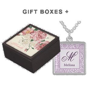 Gift or Keepsake Boxes
